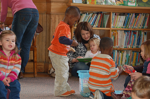 More Than Books: Libraries Strengthen Communities in
