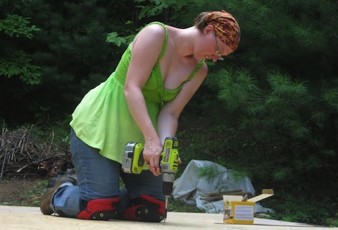 Building your own tiny house