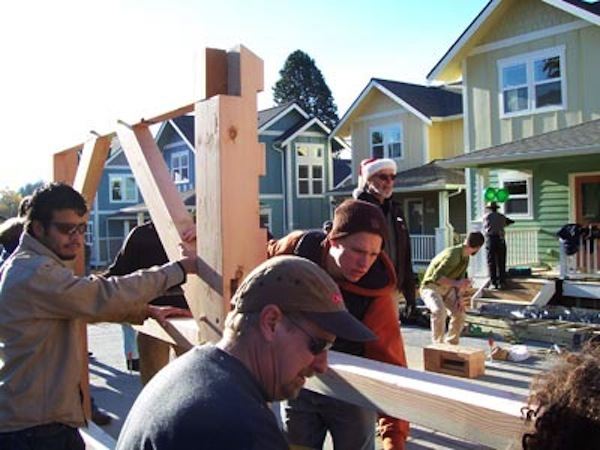 Land trusts create permanently affordable housing