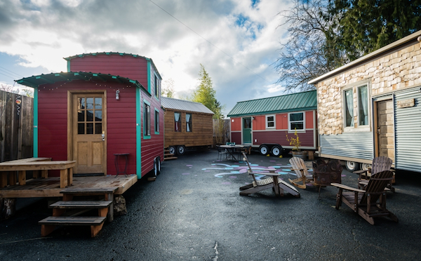 11 Tiny House Villages Redefining Home - Shareable