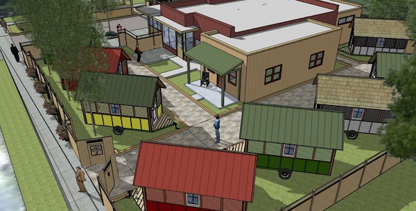 11 Tiny House Villages Redefining Home Shareable Housing