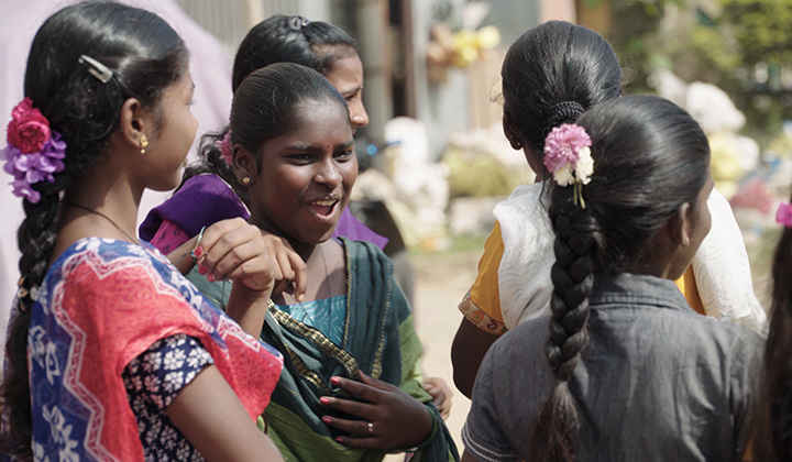 Power to the Children: Sri Priya - Home minister | Image provided by Anna Kersting