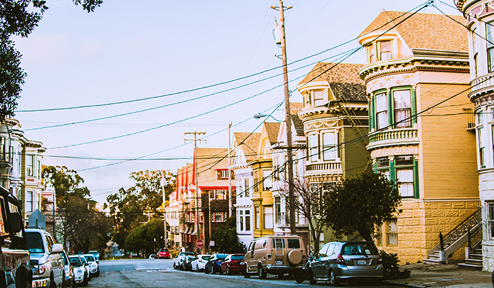 San Francisco Housing Act | Photo by Parker Gibbons on Unsplash