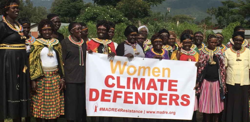 Women Climate Defenders