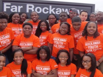 Building resilience in the Far Rockaways