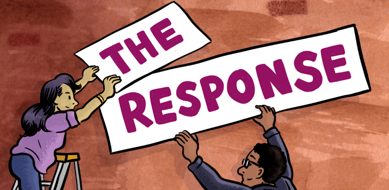 The Response Podcast about disasters
