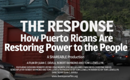 The Response: How Puerto Ricans Are Restoring Power to the People