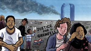 The Respoinse – Grenfell Tower