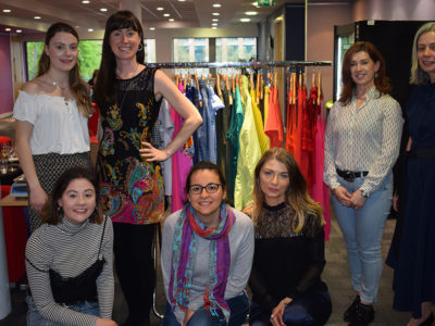 Fashion Detox Challenge Meet-up; conscious consumerism; Credit to Rebecca Meechan