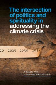 The intersection of politics and spirituality in addressing the climate crisis