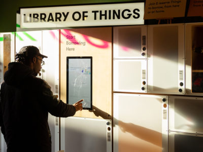 The future of Libraries of Things is digital and bright