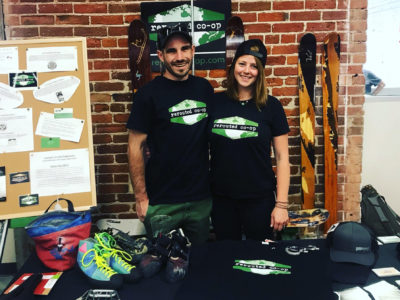 Outdoor gear, recycled: Rerouted Co-op is changing the cycle of outdoor equipment