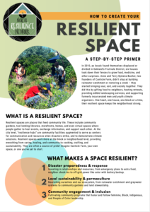 Resilient Spaces Guide – Preview