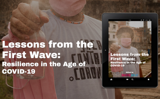 Lessons from the First Wave Book Header