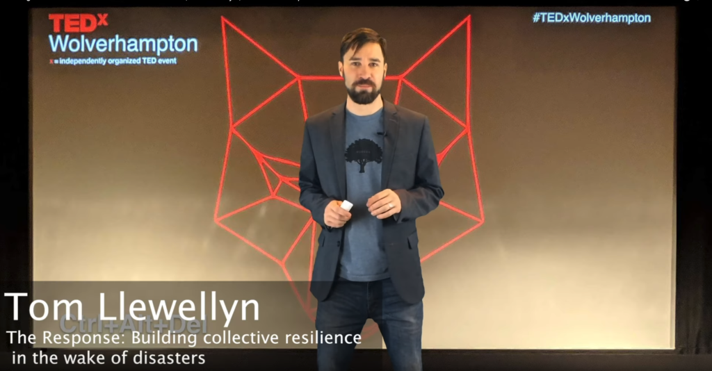 Tom Llewellyn The Response TEDx