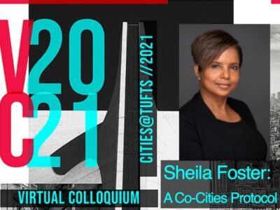 LabGov, Co-Cities, and the Urban Commons with Sheila Foster