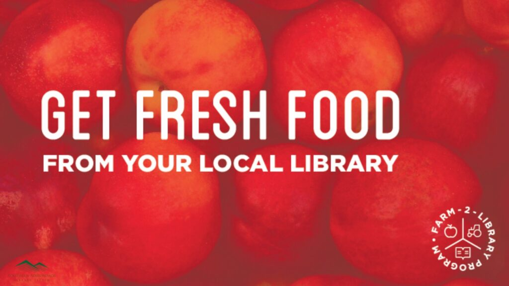public libraries food insecurity