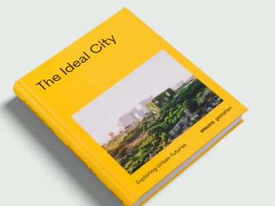 "Cover of ""The Ideal City"" book"