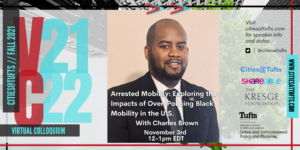 Exploring the Impacts of Over-Policing Black Mobility in the U.S