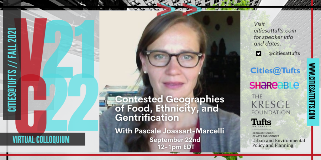 Contested Geographies of Food, Ethnicity, and Gentrification