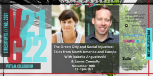 The Green City and Social Injustice: Tales from North America and Europe