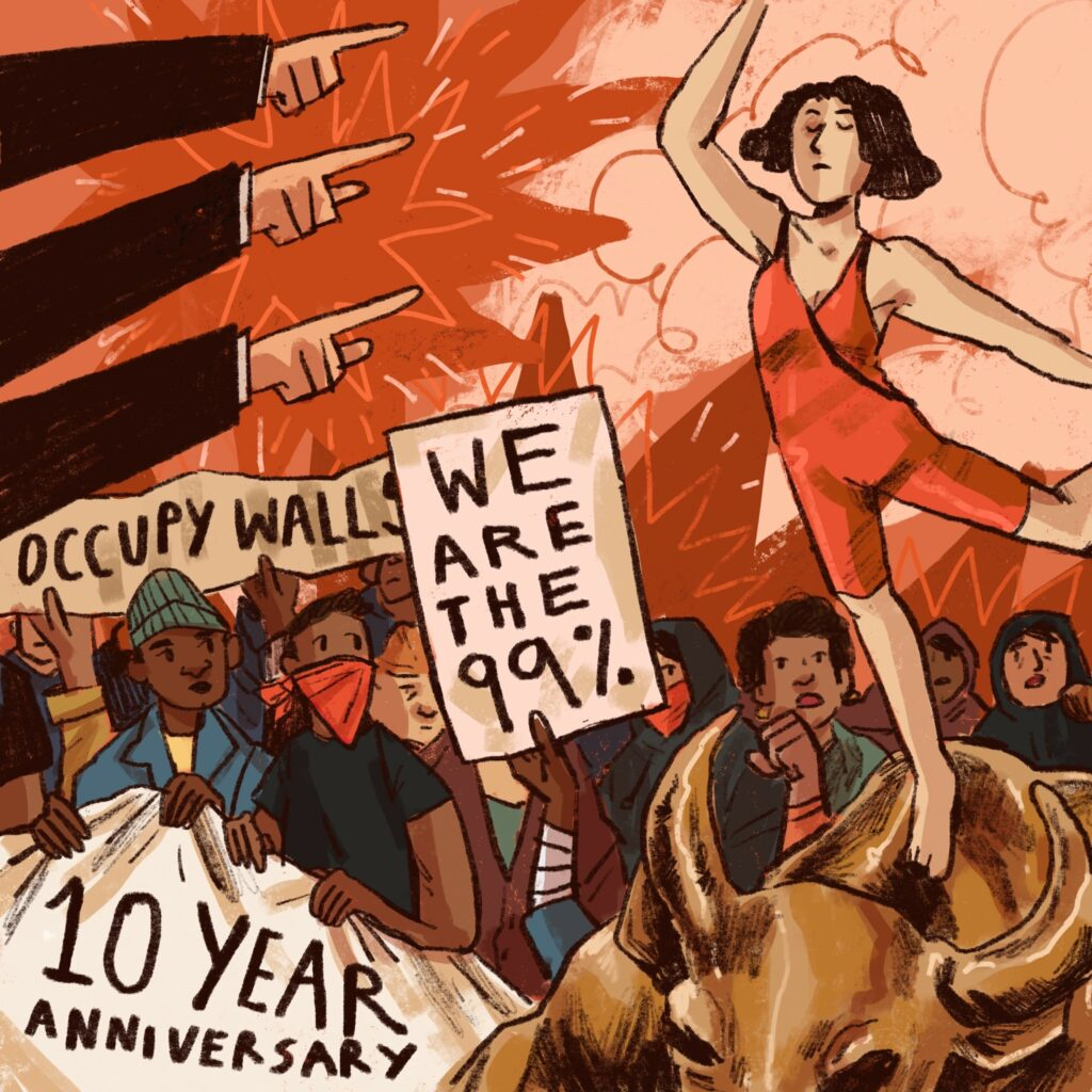 Upstream – Occupy Wall Street: A Decade Later